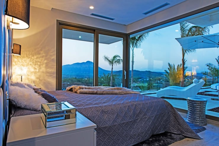 Casa Particular_Publicación magazine : Dormitorios de estilo  de Tarraula S.L.