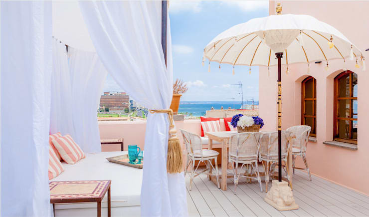 Terrace by Bondian Living