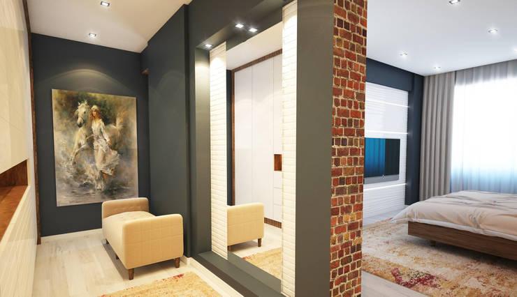 caner cebeci iç mimarlık – E.Ay :  tarz İç Dekorasyon