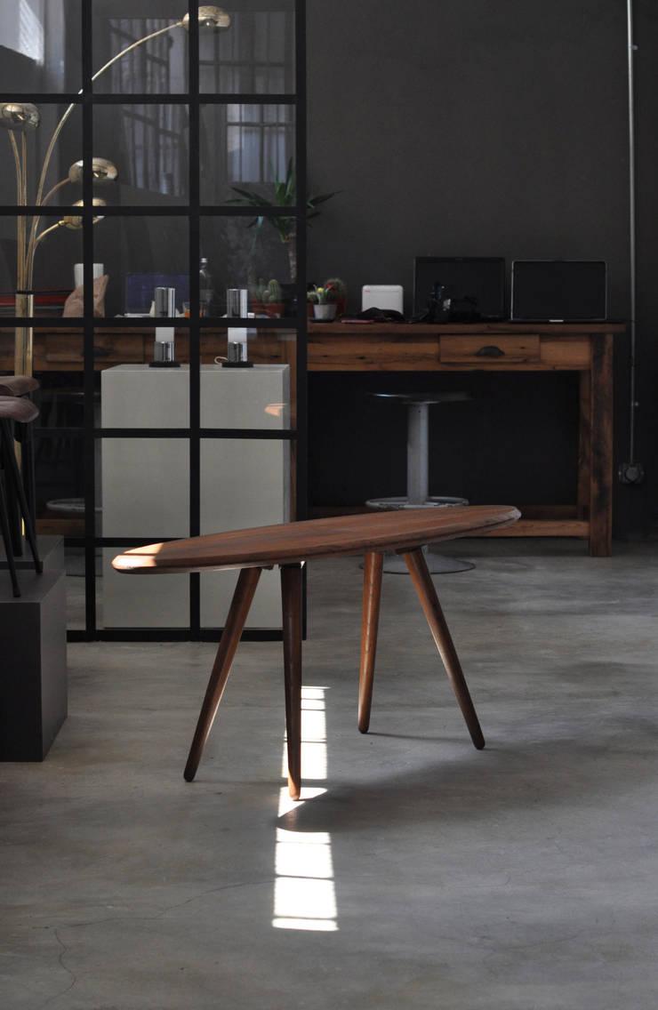 STUDIO 900 DESIGN – Elisse Coffee Table:  tarz Ofisler ve Mağazalar