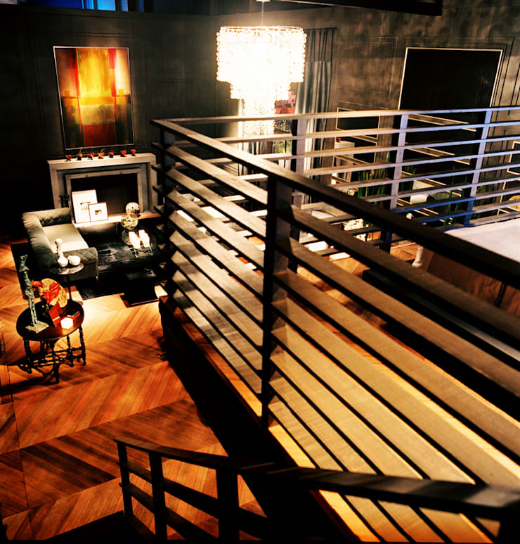 PROJETO ARQ. ELAINE BETTIO: Salas de jantar modernas por BRAESCHER FOTOGRAFIA