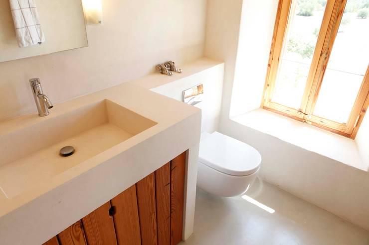 Ванные комнаты в . Автор – beppoarquitectura