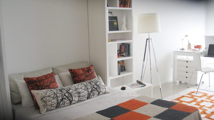 Bedroom by MINBAI