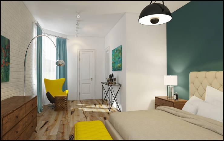 Alexander Krivov의  침실