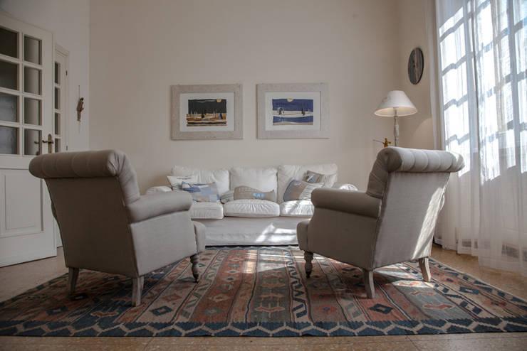 Studeerkamer/kantoor door Mostarda Design