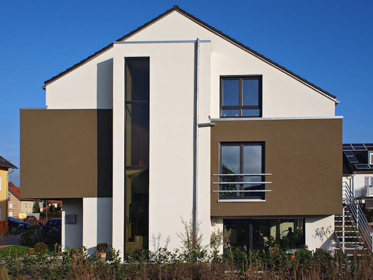 Houses by Miccoli ARCHITEKTUR+IMMOBILIEN Atelier
