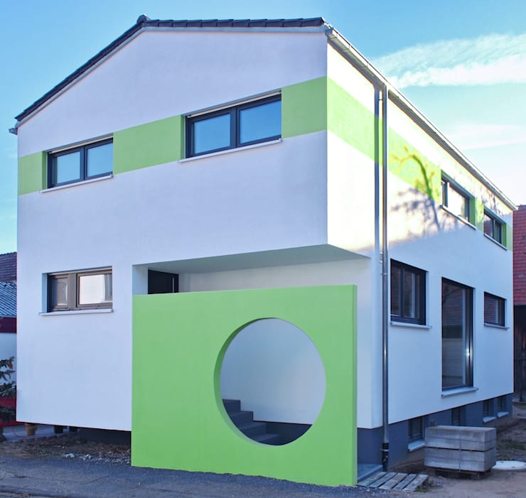 Дома в . Автор – mAIA. Architektur+Immobilien