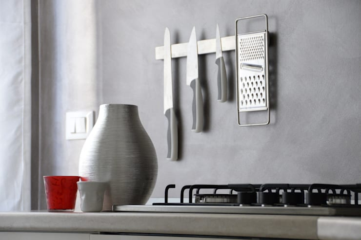 modern Kitchen by Claudia Terzaghi