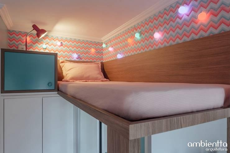 Детские комнаты в . Автор – Ambientta Arquitetura