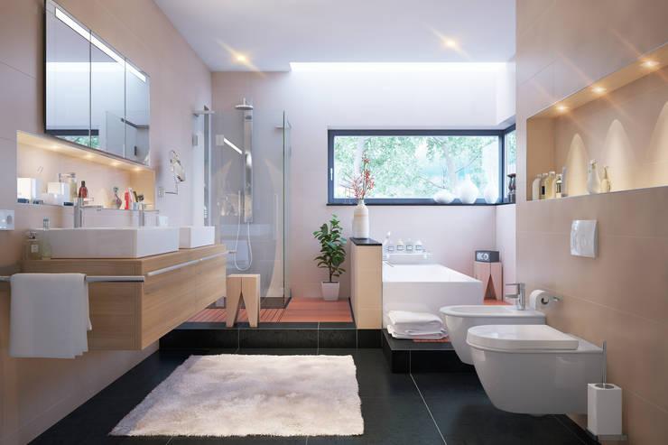 Casa de banho  por Menz Design