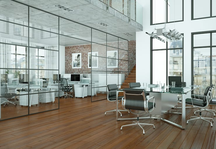 Menz Design – Ofis:  tarz Ofis Alanları & Mağazalar