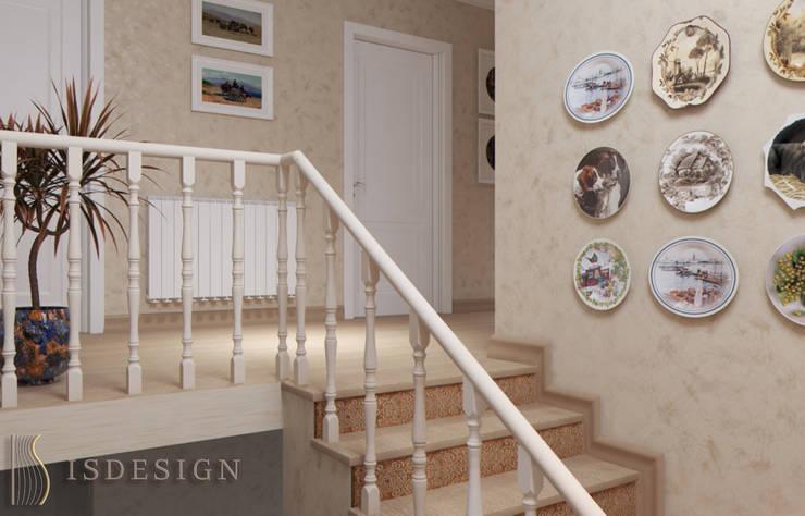 Лестница: Коридор и прихожая в . Автор – ISDesign group s.r.o.