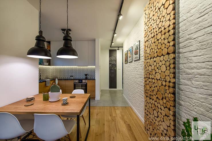 Kitchen by 4ma projekt