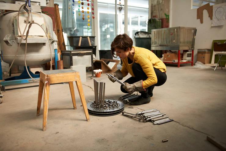 DIY MOULD I: Arte  por Rita Botelho