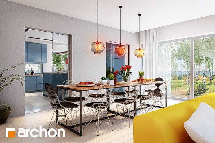 Stół Denver: styl , w kategorii Jadalnia zaprojektowany przez ArchonHome.pl