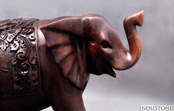 DREWNO: styl , w kategorii Sztuka zaprojektowany przez Industone.pl
