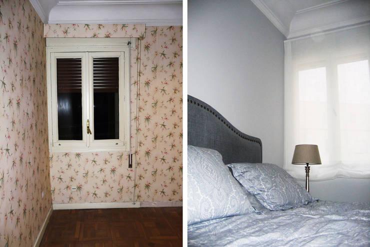 Dormitorios de estilo  por CPETC