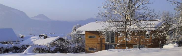 Дома в . Автор – krieger architekten bda