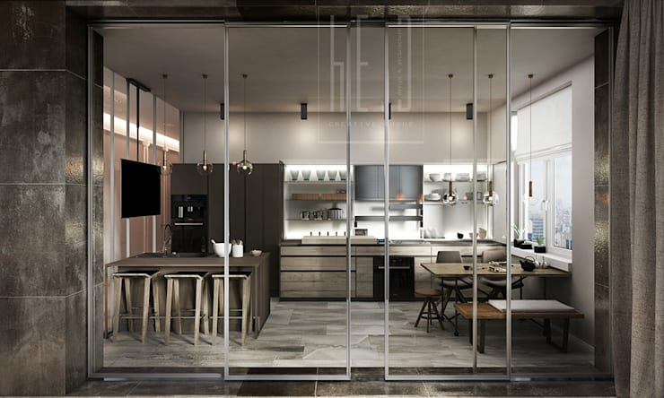 Kitchen by he.d group