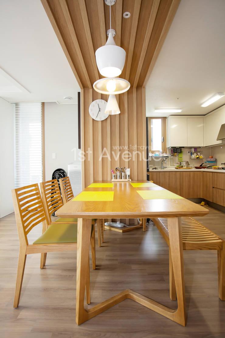 Kitchen by 퍼스트애비뉴,