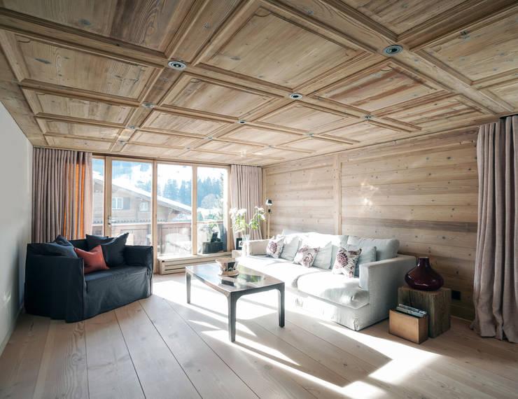 Salon de style de stile Rural par Ardesia Design