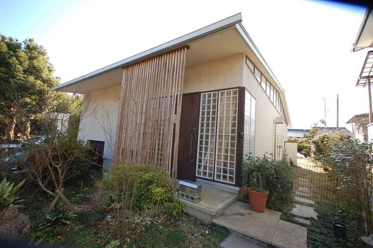 外観: 一級建築士事務所有限会社石原建設が手掛けた家です。,