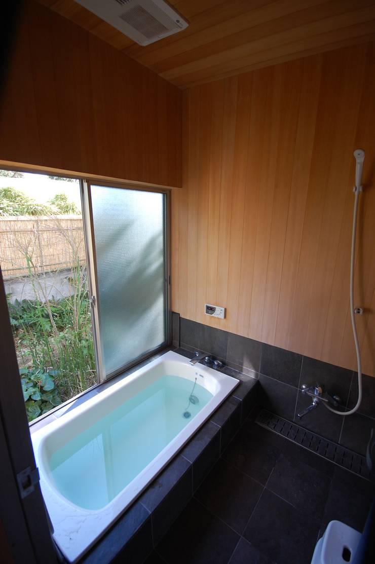 浴室: 一級建築士事務所有限会社石原建設が手掛けた浴室です。,