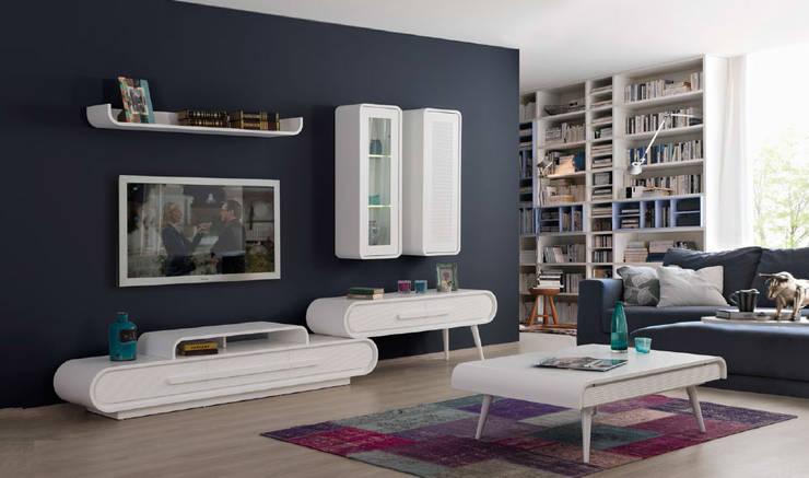Livings de estilo moderno por YILDIZ MOBİLYA