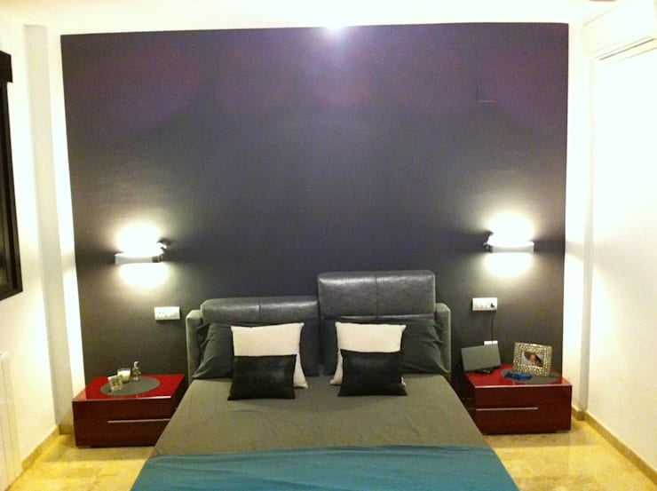 Dormitorios de estilo  por acertus