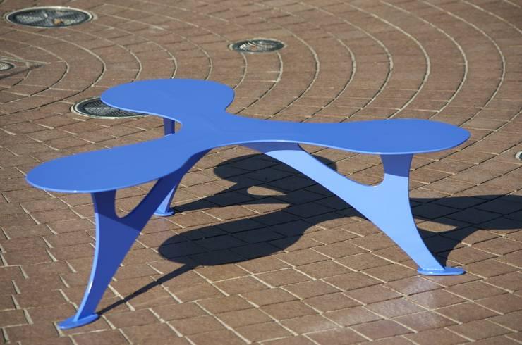STEEL LEAF: SPACE DESIGN STUDIOが手掛けた庭です。