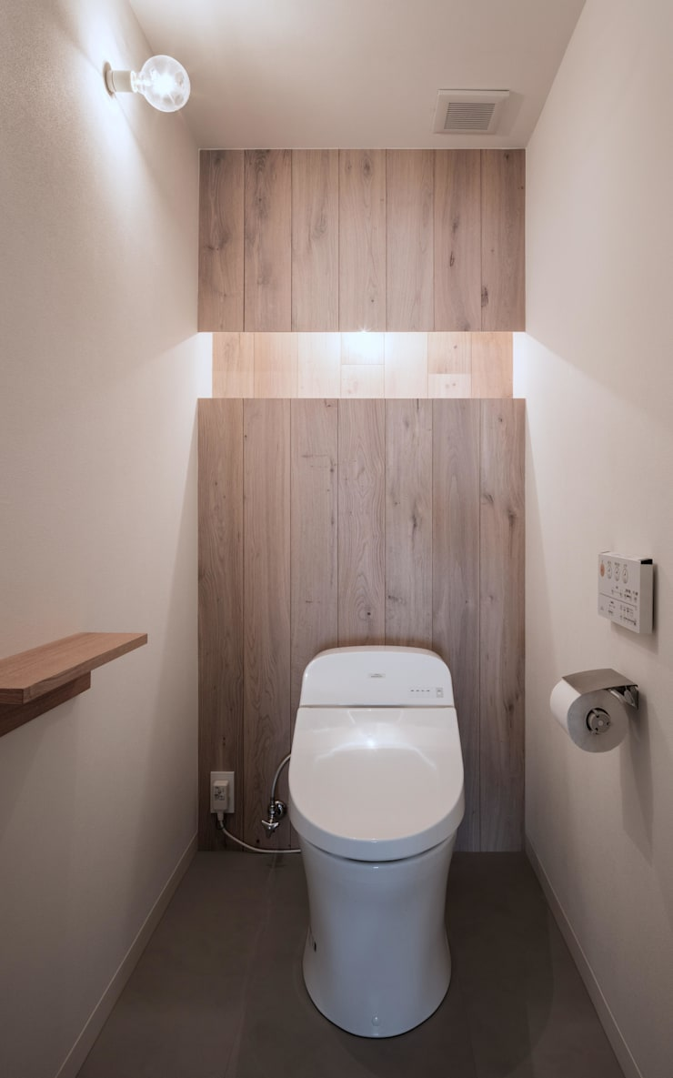 Renovation 104: 一色玲児 建築設計事務所 / ISSHIKI REIJI ARCHITECTSが手掛けた浴室です。