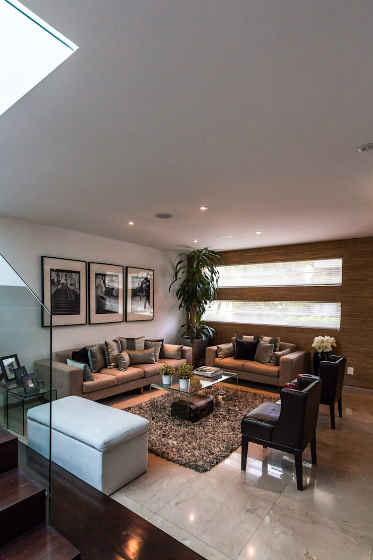 Living room by aaestudio