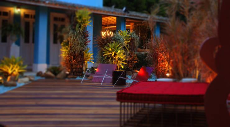 Casa Cor Bahia 2014: Locais de eventos  por Proflora