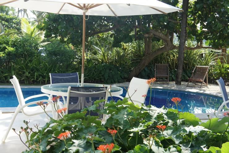庭院 by Proflora, 熱帶風
