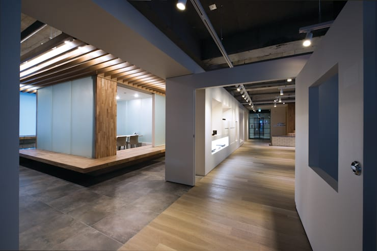 MARUSYS : aandd architecture and design lab.의  회사