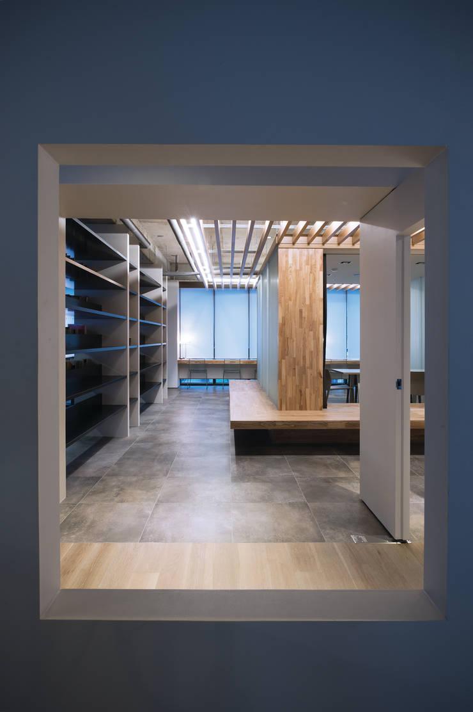 MARUSYS : aandd architecture and design lab.의  회사,모던
