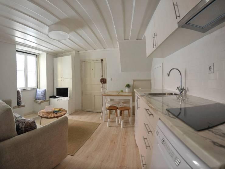 Cucina in stile  di Mariline Pereira - Interior Design Lda.