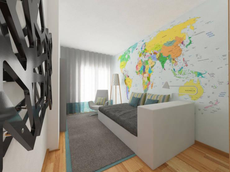 Nursery/kid's room by Spacemakers