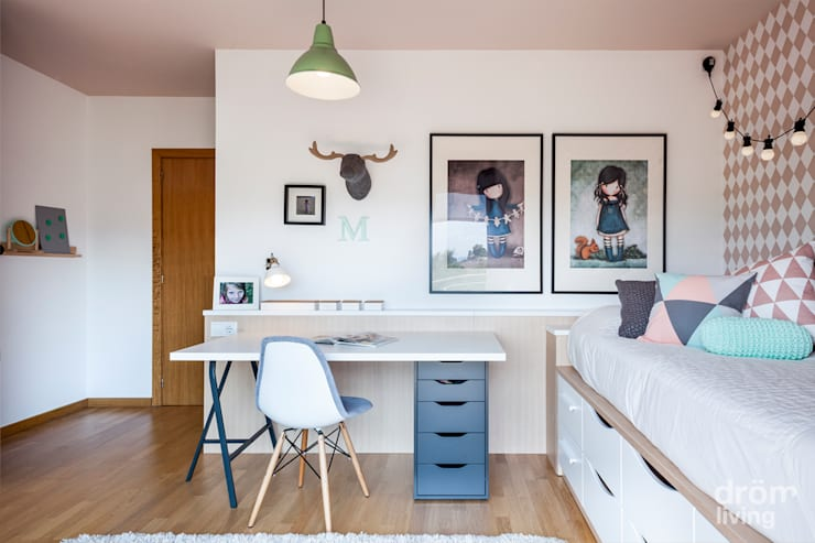 Nursery/kid's room by Dröm Living