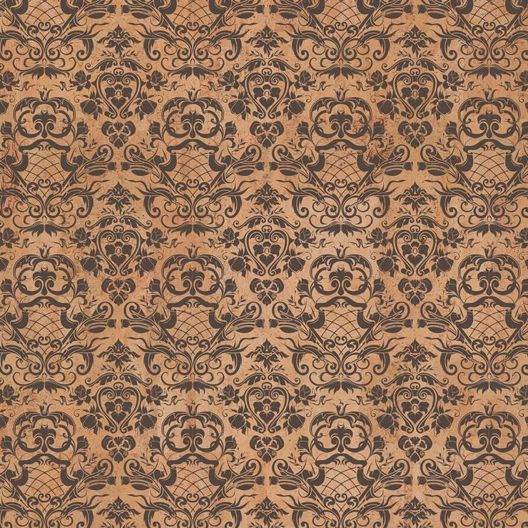 Cork Tissues collection for Sedacor: Casa  por Vera Nóbrega - atelier artes visuais