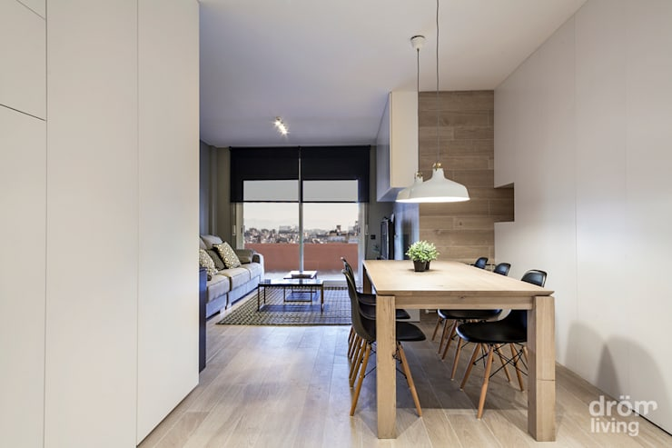 Dining room by Dröm Living