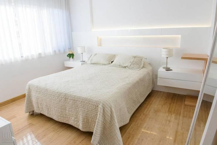 Bedroom by Trua arqruitectura