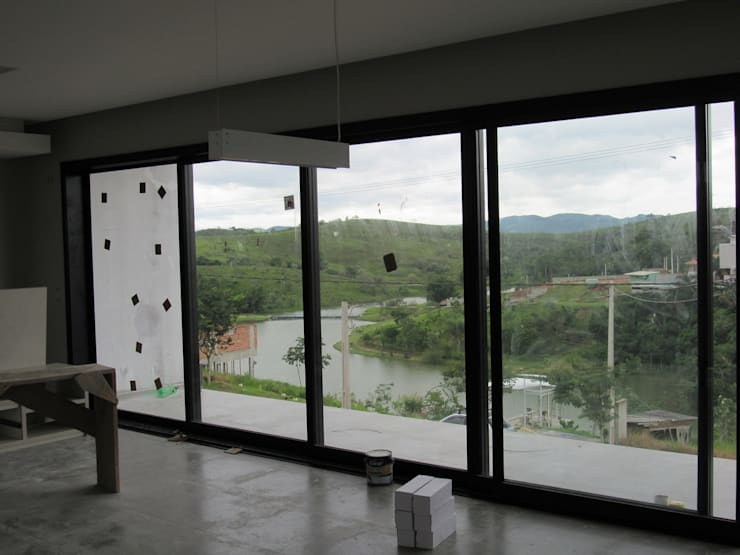 Houses by Gloria Cabo Arquitetura,