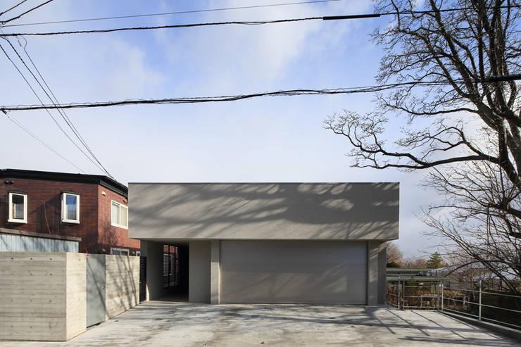 Y Residence: ヒココニシアーキテクチュア株式会社が手掛けた家です。,