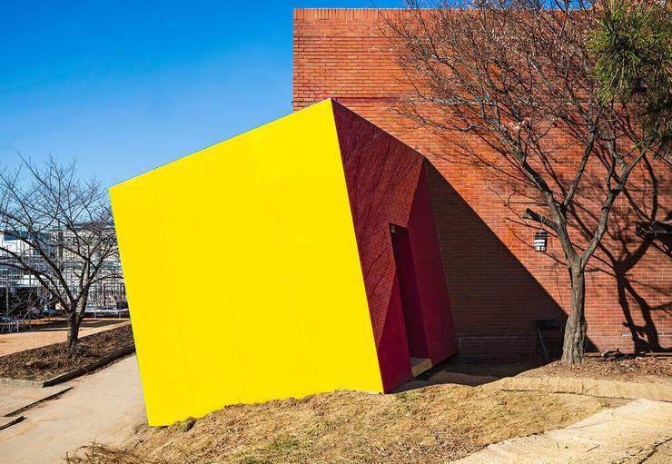 Block Attached Pavilion: 건축공방  'ArchiWorkshop'의