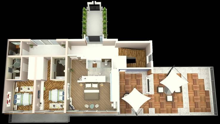Mimari 3D Render  – Mimari 3d ÇANAKKALE:  tarz