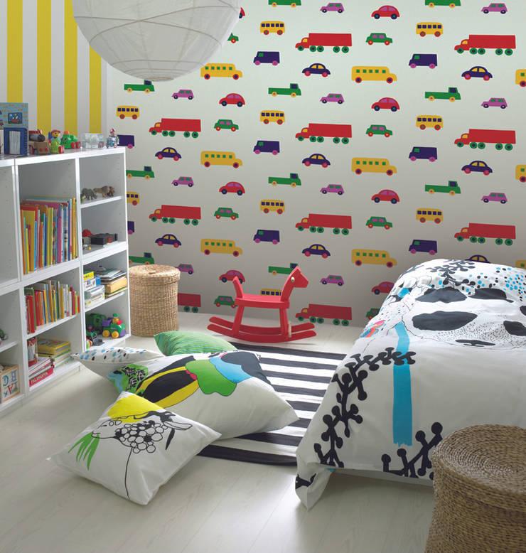 HannaHome Dekorasyon  – Çizgi kahramanların hayat bulduğu odalar…:  tarz Çocuk Odası