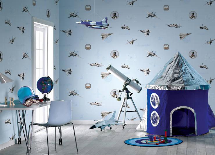 HannaHome Dekorasyon  – Çizgi kahramanların hayat bulduğu odalar… :  tarz Çocuk Odası