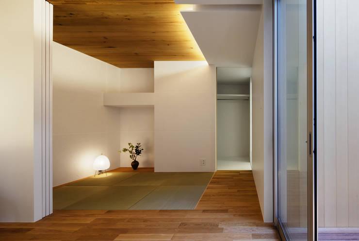 Bedroom by アトリエ スピノザ