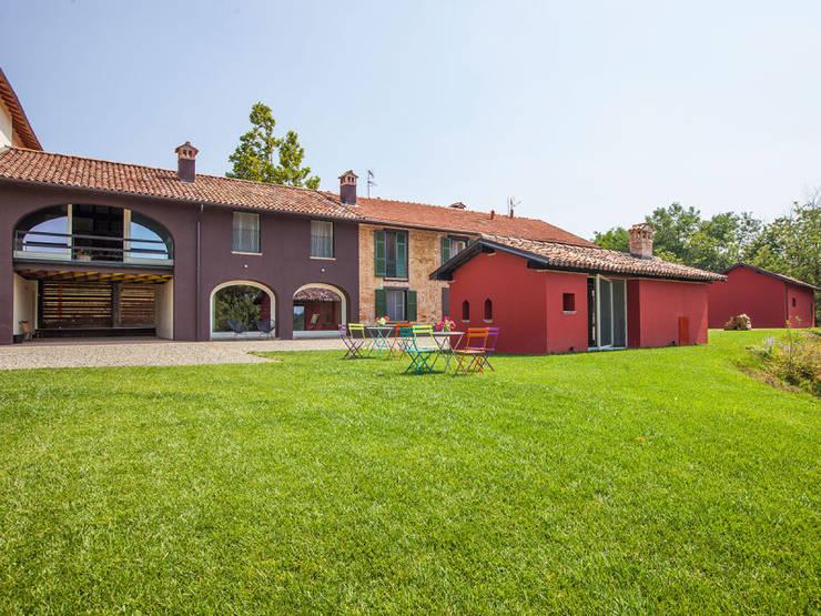 B&B Borgo Merlassino:  Huizen door Mosaic del Sur België - Nederland